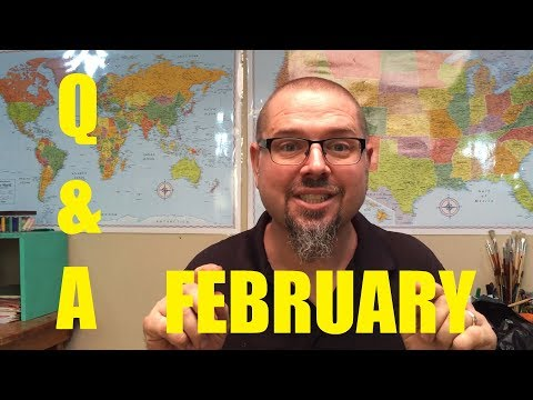 1st Q&A - February Edition (2018)