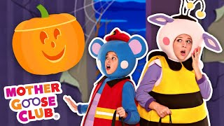 A Haunted House on Halloween Night + More   Mother Goose Club Nursery Rhymes