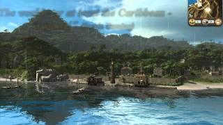 PORT ROYALE 3 sur PC, PlayStation 3 et Xbox 360 - Trailer