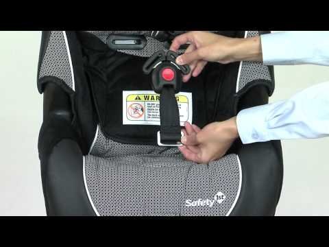 How to Rethread Your Safety 1st Alpha Omega Harness