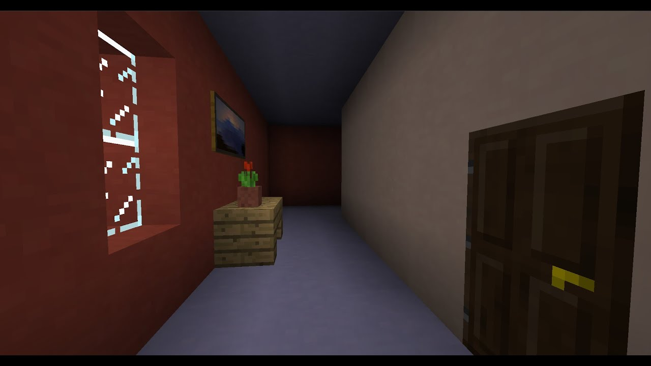 Minecraft Tutorialz: How to build the FNAF 4 Map