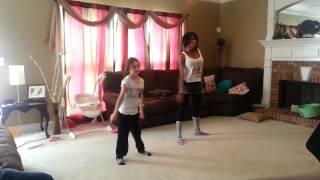 Just dance 4 - On the floor