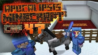NOOOOOO | #APOCALIPSISMINECRAFT | EPISODIO 47 | WILLYREX Y VEGETTA