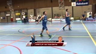 Binnenland Heren 1 vs Cangeroes Heren 1