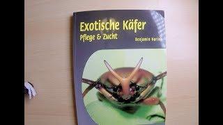 Das Käferbuch von Benjamin Harink ist da!