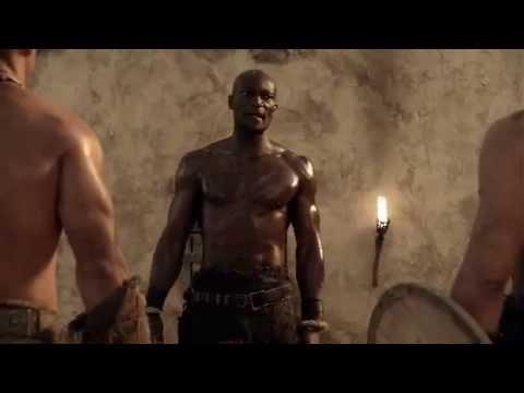 Spartacus - La sconfitta di Enomao contro Teokoles: La sconfitta di Enomao contro Teokoles