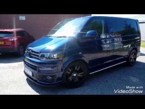Volkswagen Transporter VW T5 SWB line out full tour Nu Venture Motorhomes