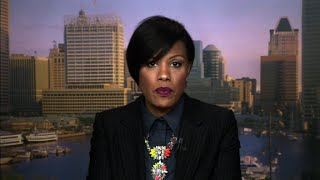 Baltimore mayor: Minority voters wont back Trump