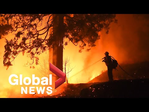Raging wildfires in California and Oregon claim yet more lives