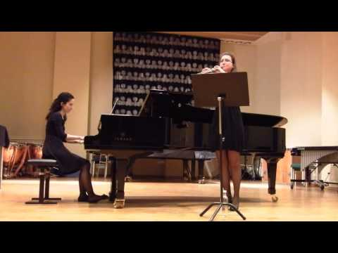 Grieg Duet: Edvard Grieg - She is so white