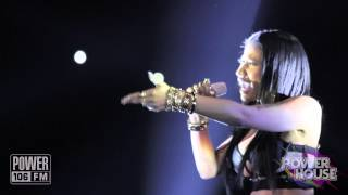 Nicki Minaj - 'Lookin' Live at POWERHOUSE 2014