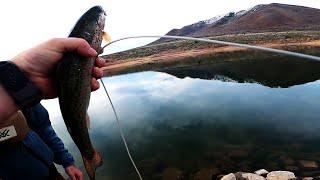 Deer Creek Reservoir 5 1 21
