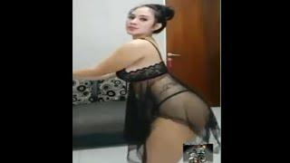 Hot Tante Kimaya Agatha Live