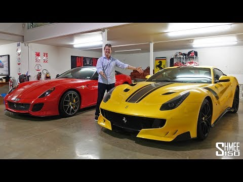 I Found THAT F12tdf! And Drove a 1000hp TT...
