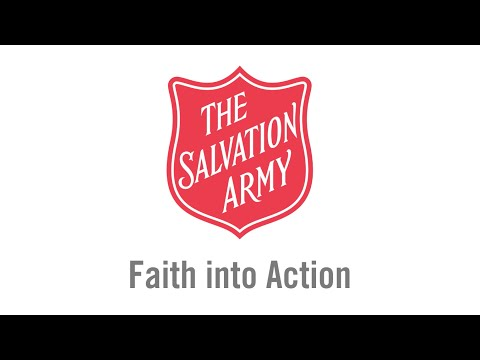 Faith into Action | An introduction to The Salvation Army