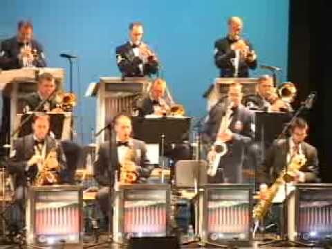 "The Falconaires- Air Force Band ""Time Check"" April 2009"