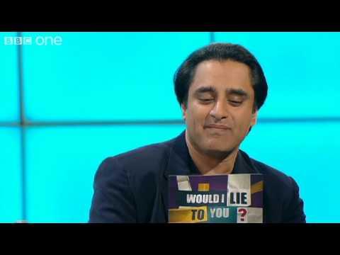 Sanjeev Bhaskar crashed into  Michael Winner's car ?  Would I Lie To You?  BBC One