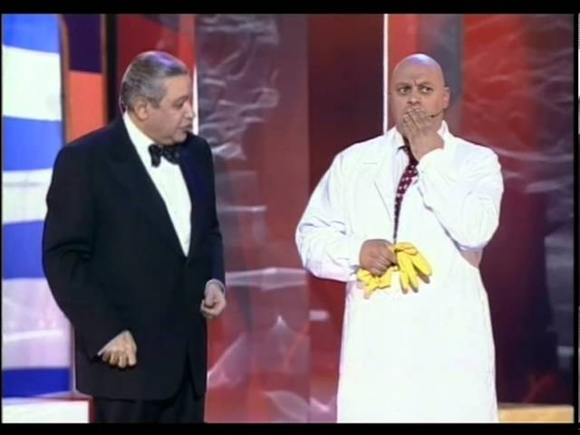 "Евгений Петросян — сценка ""Сексопатолог"""