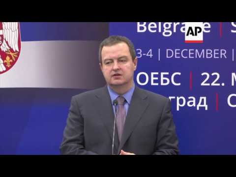 Serbia FM on downing of Russian jet by Turkey