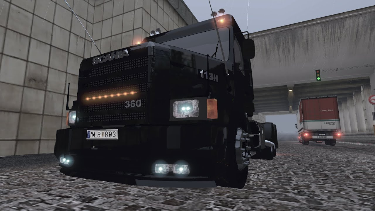 euro truck simulator 2 cracked multiplayer mod