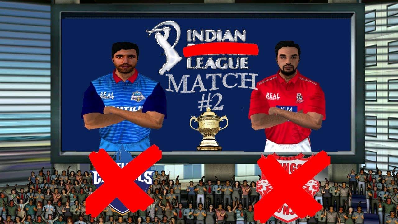 #2 DC vs KXIP Delhi Capitals vs Kings XI Punjab IPL 13 Highlights Prediction Real Cricket 20 Gamepla