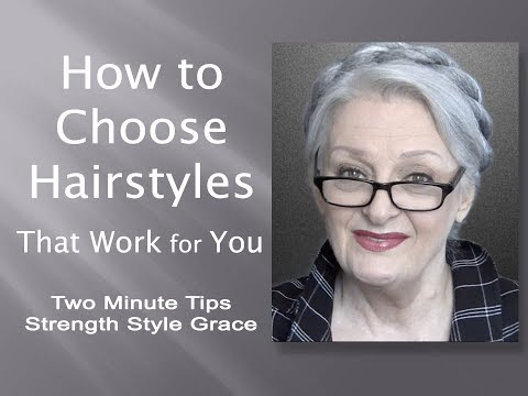 How to Choose Hairstyles that Work for You