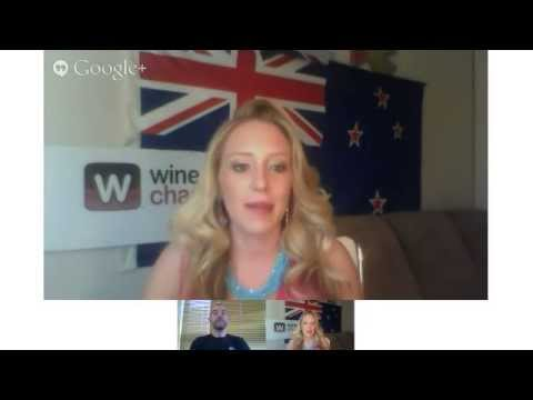 Wine Channel TV and Clive Dougall - Seresin Estates on New Zealand Wine Day 2013