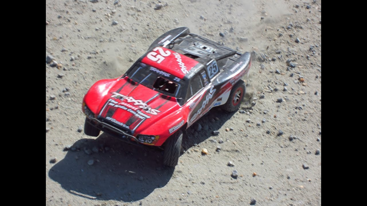 Grizzly RC Traxxas Slayer Pro Review