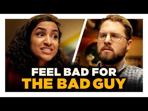 Feel Bad for the Bad Guy | Hardly Working