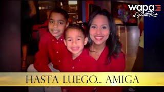 Compañeros de Keylla Hernández se despiden de su compañera