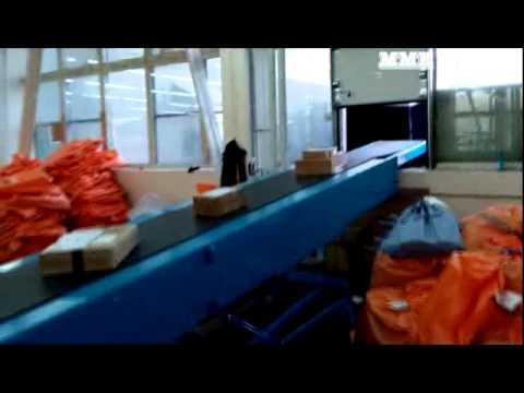 Транспортер почты комплектующих для конвейеров