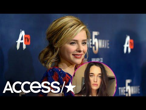Chloe Grace Moretz Spotted Kissing Model Kate Harrison After Malibu Dinner Date | Access