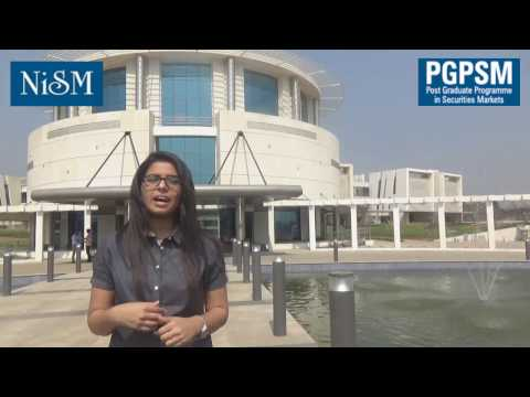NISM PGPSM Course Testimonial by Ms. Anamika Devangan