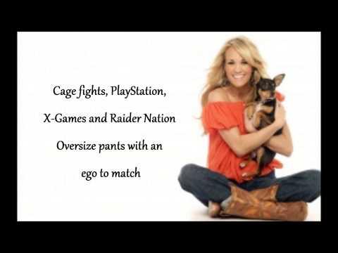 The More Boys I Meet Carrie Underwood lyrics