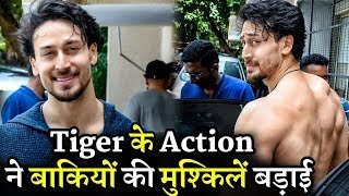 Tiger Shroff Is All Set To Take Bollywood Action To The Next Level With War