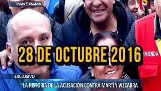 EXCLUSIVO | Esta es la historia de la acusación contra Martín Vizcarra cuando era gobernador