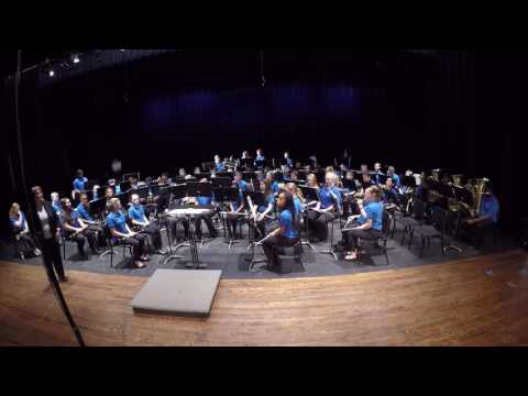 Oglethorpe County Middle School Band LGPE 3 15 17