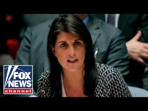 Nikki Haley responds to Larry Kudlow: I don\'t get confused