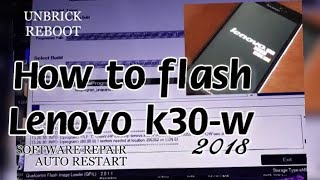 Lenovo A6000 Dead Repair