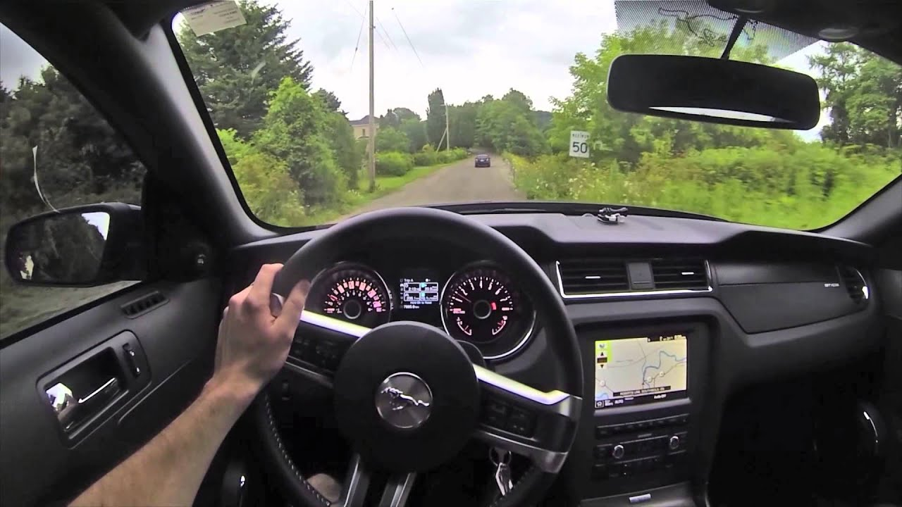 Pov Driving My 2014 Mustang Gt Cs Youtube