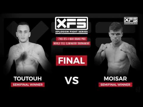 XPLOSION FIGHT SERIES WEIGH-IN | XFS 21.10.16