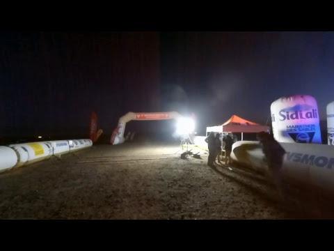 Arrivée en direct du MARATHON DES SABLES 2018 - ETAPE 5