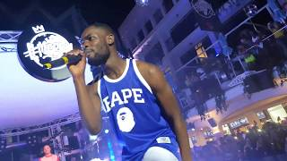 Dave Feat Burna Boy - Location {Merky Festival 2019, Ibiza Rocks Hotel}