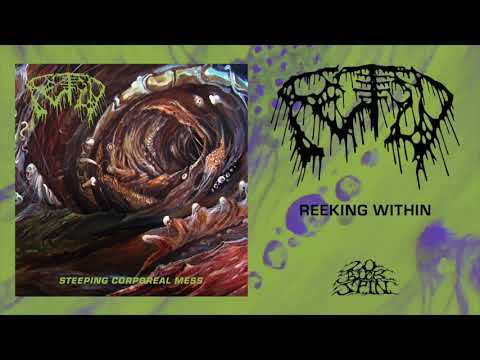 FETID - Reeking Within (From 'Steeping Corporeal Mess' LP, 2019)