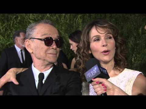 Red Carpet: Joel Grey & Jennifer Grey (2015)