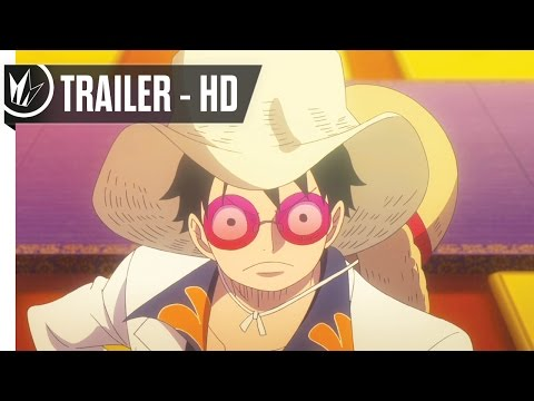 One Piece Film Gold Official Trailer #1...