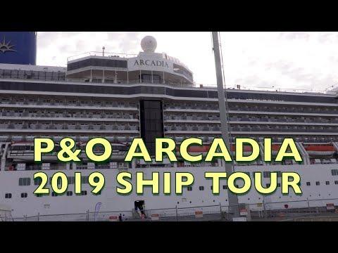 MV Arcadia, P&O Arcadia Is The Main Adult Ship On The Fleet