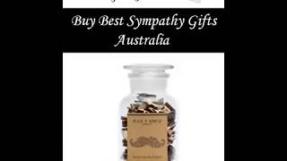 Buy Best Sympathy Gifts Australia