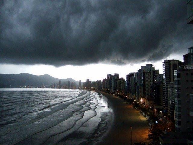 ALERTA VERMELHO RIO DE JANEIRO E SÃO PAULO