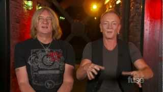 Def Leppard Survived Witch's Hex - Tour Stories